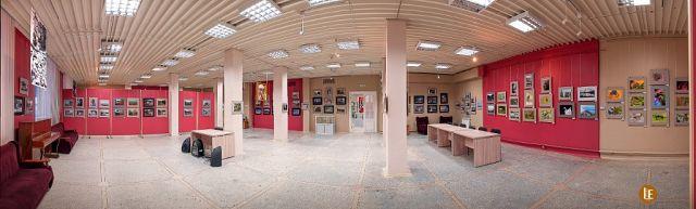 Картинная галерея открыта для посещений